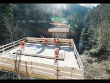 STRABAG bridge upgrade BAB9 Allersberg