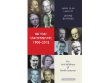 Omslag Britiske statsminstre