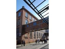 Am 15.12.2016 ist die ehemalige Leipziger Baumwollspinnerei einer von mehreren Veranstaltungsorten im Rahmen der Atelierbesuche