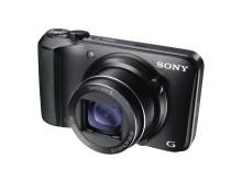 Cyber-shot DSC-H90 von Sony_Schwarz 01