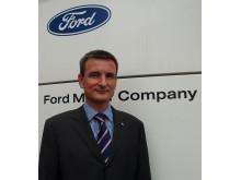 James Read - Administrerende direktør, Ford Motor Company i Danmark