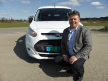 Johnny Løvli ny salgssjef for nyttekjøretøy hos Ford Motor Norge