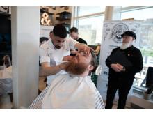 Antonino Ratto, The Barber, Malmö