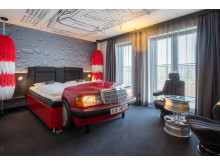 V8 Hotel Cologne@MOTORWORLD, Room MB190