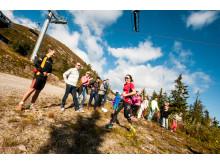 Trysil 1132 Motbakkeløp – 5,5 km fra sentrum til topps!