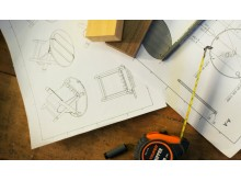 Tegninger af FuncTure Side Table