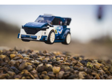 Lego WRC Ford Fiesta Ford Mustang