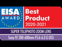 EISA-Award-Sony-FE-200-600mm-F5.6-6