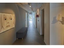 Algeröds hus korridor