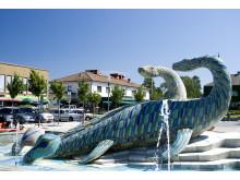 Scanisaurus  - europas största stengodsfontän