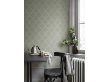 Wallpaper Gaston 549-38/design: Studio Sandberg