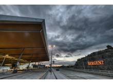 Nye Bergen lufthavn, Flesland