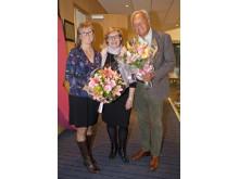 Bröstcancer-Sveriges finaste priser delades ut i Stockholm