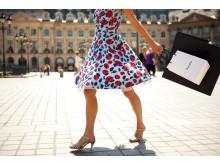 """I Paris bliver der for alvor shoppet igennem, når kvinderne tager på weekend til """"byernes by""""."""