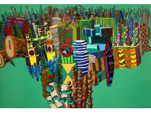 Showcasing Emerging Artists From Around the world