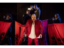 Rigoletto 2015 på NorrlandsOperan. Fredrik Zetterström (Rigoletto)