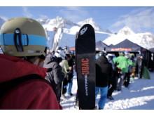 Bereits 15.000 Besucher beim 30. SportScheck GletscherTestival