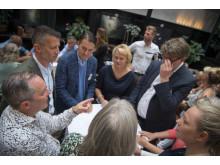 Policy Workshop_ gruppdiskussion_Patrick Trägårdh Umebild