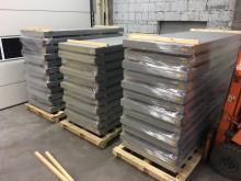 Foamrox elementer klar til levering