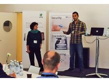 MSF Sweden Innovation Unit på Beneli Academy.