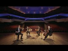 Gewandhaus-Quartett im Großen Saal - Foto: Gewandhaus zu Leipzig / twosyde media