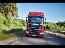 Das neue Scania Flagschiff mit 770 PS - der Scania 770 S