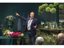 Marcel Jansen pratade på temat Next level retailing under Elmia Garden.