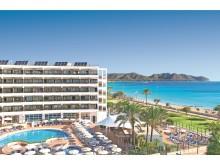 allsun Hotel Sumba Anlage Meerblick