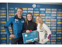 DNB stipend - Sara Borchgrevink