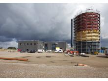 Fjernvarmeanlæg_Egelund_byggeplads