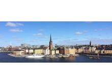Stockholm Riddarfjärden