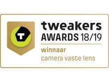 Tweakers Awards 18-19-winnaar_camera vaste lens