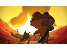 Still-billede fra filmen 'Tiny Troopers'
