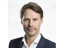 Andreas Larsson, UICs styrelseordförande