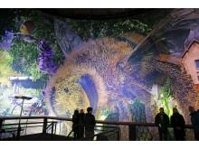 Blick in die Ausstellung - Carolas Garten - Yadegar Asisi (3)
