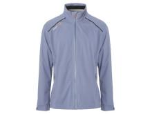M Edge Jacket Stonewash Front - Cross Sportswear