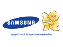 Samsung - Olympic Torch Relay Presenting Partner