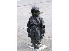 Barnveckan i Borås 2012 - skulpturen Ute