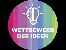 Logo Wettbewerb der Ideen - rund
