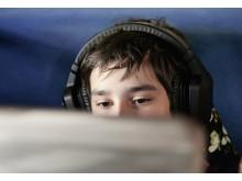 Barn og dataspill