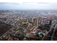 Rendering of the planned Carlsberg Byen neighbourhood