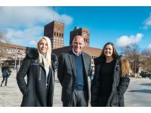 Samarbeider om et smartere Oslo