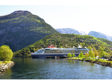 Balmoral in Hellesylt, Norway