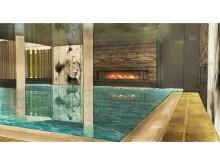 Neuer Indoor Pool im DolceVita Hotel Preidlhof