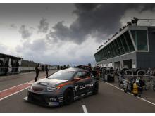 Robert Dahlgren, SEAT Dealer Team - PWR Racing, foto Micke Fransson