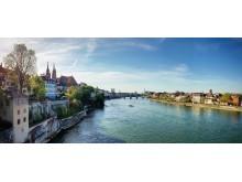 Panorama Rhein Basel © Basel Tourismus_Lena Ulmann