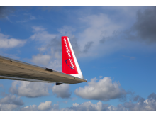 Winglet de Norwegian