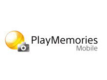 PlayMemories Mobile logo