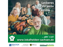 Lokalhelden Sachsen - Kampagne der DEHOGA Sachsen