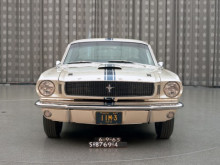 Edsel Ford II's 1965 Ford Mustang Fastback